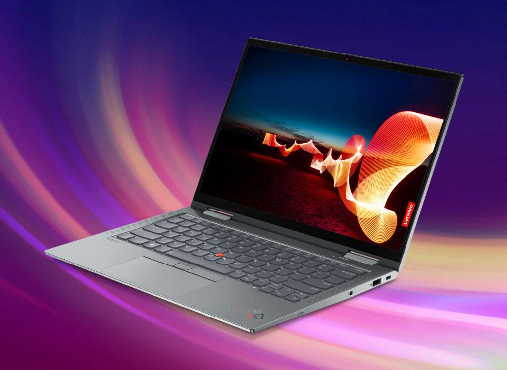 ThinkPads X1 en el CES 2021