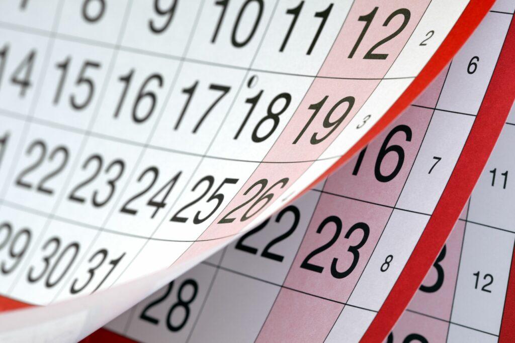 Calendario de Marketing y Community Manager
